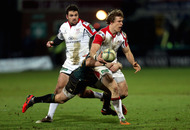 Andrew Trimble misses out on Rugby World Cup