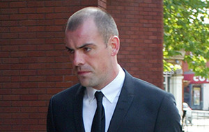 Footballer Darron Gibson admits drink-driving charges
