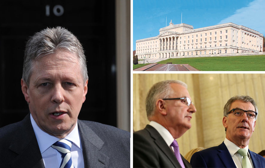 IRA monitoring 'could resolve Stormont crisis'