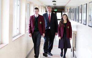 Non-selective grammar school opens its doors
