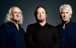 Coming up: Crosby, Stills & Nash, Sept 16, Dublin