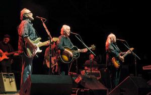 Coming up: Crosby, Stills & Nash, Sept 16, Dublin