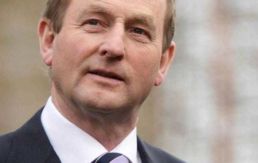 Kenny and Adams clash over IRA criminality claims