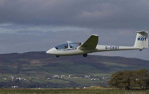 Schoolboy pilot joins elite in solo flight aged just 14
