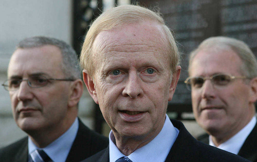 Hillary Clinton emails: UUP's Reg Empey nicknamed 'Empey Dumpty'