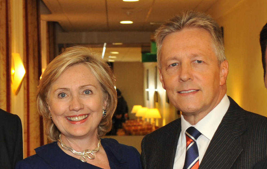 Hillary Clinton emails reveal US reaction to Iris Robinson affair