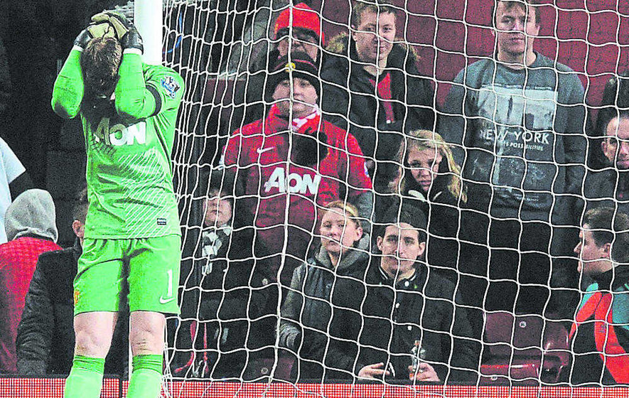 Madrid's Real stupidity cost them De Gea's prowess in nets