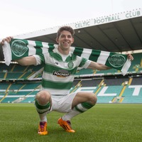 Christie aims to go one better than his old man at Celtic