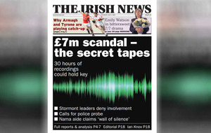 Former Nama adviser Cushnahan claims tapes are illegal