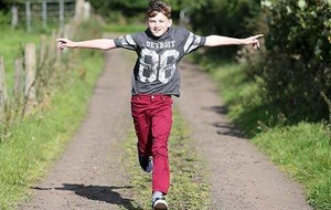 Schoolboy makes first solo flight in brother's memory