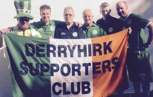 Devlin confirmed for top role in Irish supporters' Confederation