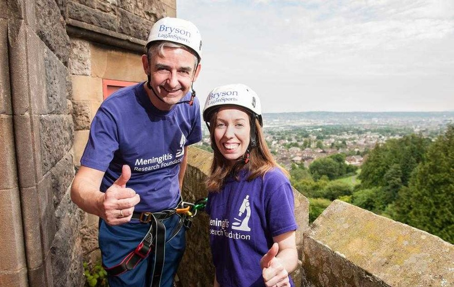 Q Radio presenter to abseil down Belfast Castle