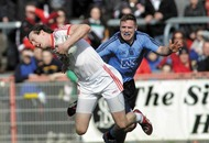 Dublin and Armagh fined for challenge match melee
