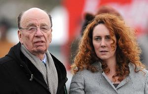 Rebekah Brooks returns as Murdoch's chief executive for British titles