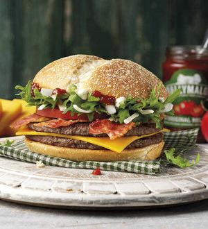 McDonald's Irish burger won't be sold in Northern Ireland