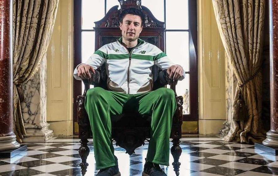 English one of few Irish athletes to show at Worlds