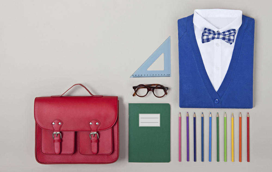 A look back at school bag classics of yesteryear