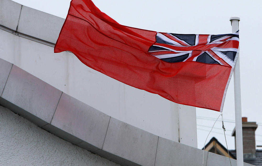 Council does double U-turn over 'Union flag'