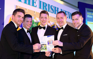 Irish News Ulster Allstars 2015