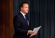 David Cameron says Britain will take 'thousands more' Syrian refugees
