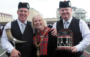 Pipe band digest