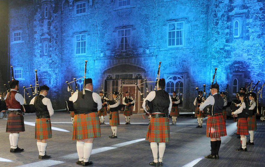 Acts from Canada, Italy and Netherlands join Belfast Tattoo