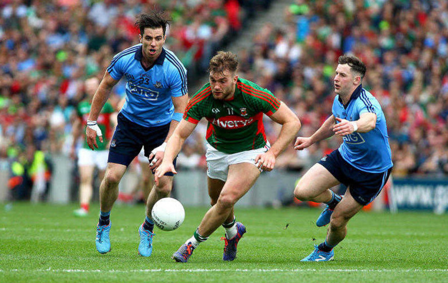 Dublin vs Mayo: The stats