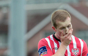 Hutton hoping it's third time lucky for Derry