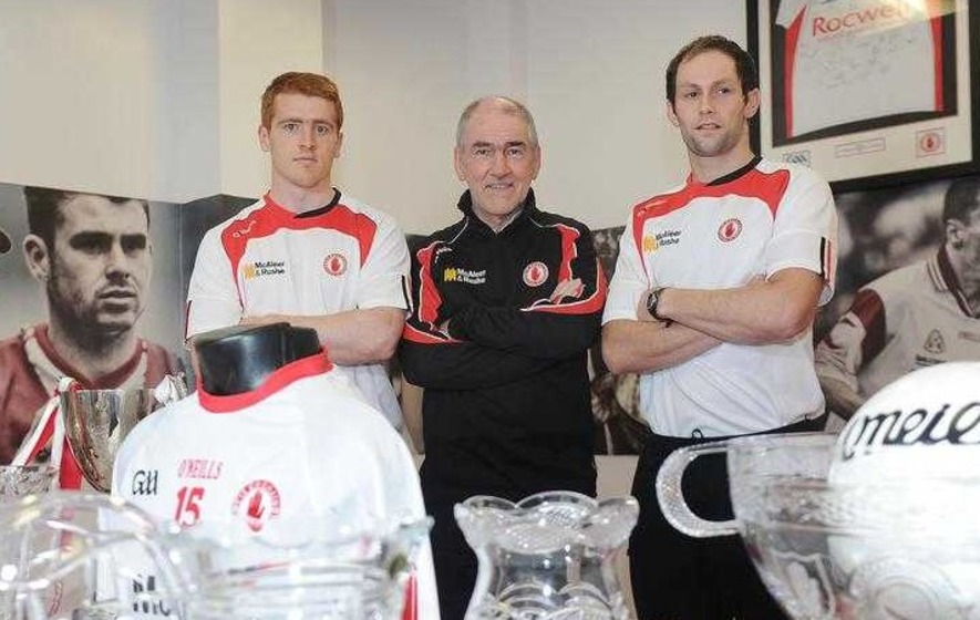 Harte facing interview to retain Tyrone post