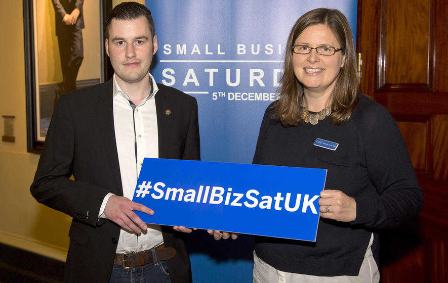 Business urged to 'get involved' in Small Business Saturday
