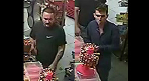 Police want to speak to men about Conall Kerrigan theft