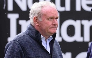 McGuinness denies he was briefed on Nama