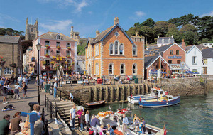 Cornwall offers serenity at England's end