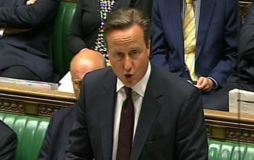 RAF drone strike kills two British Islamic State fighters in Syria
