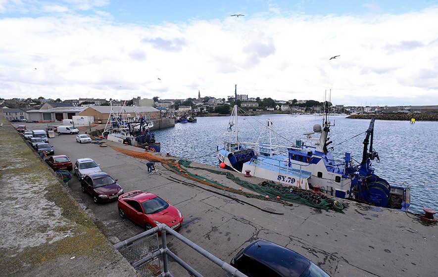British submarine was behind Ardglass trawler incident, confirms Ministry of Defence