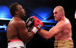 On This Day - Nov 30 2014: Tyson Fury stops Dereck Chisora to win European and British heavyweight crowns