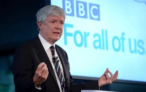 BBC director general outlines vision for future