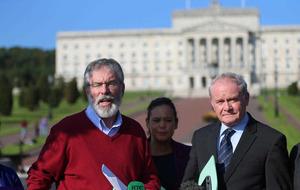Warning of future Stormont suspension as Talks begin