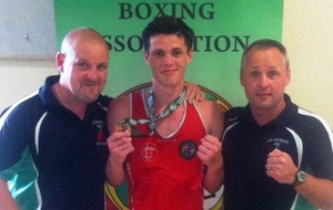 Trail of silver in Samoa for North's young boxers