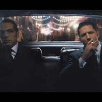 Krays biopic actor Tom's as Hardy as nails
