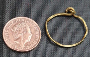 Ancient Ulster ring declared as 'treasure'