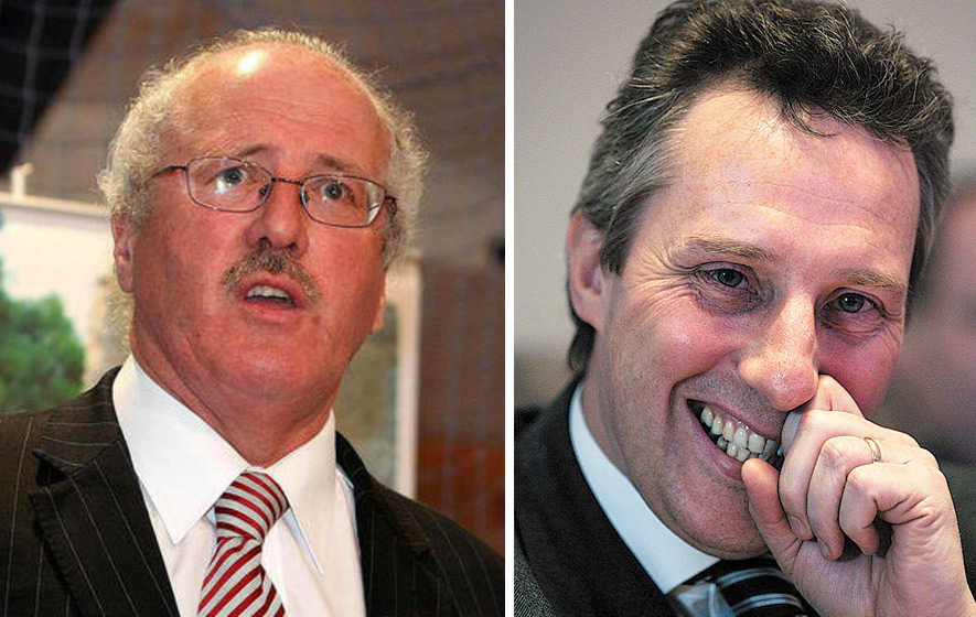 DUP MPs top expenses claim list