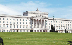 Stormont crisis: Peter Robinson resigns as first minister