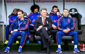 Martial fee was 'a ridiculous amount of money' - Van Gaal