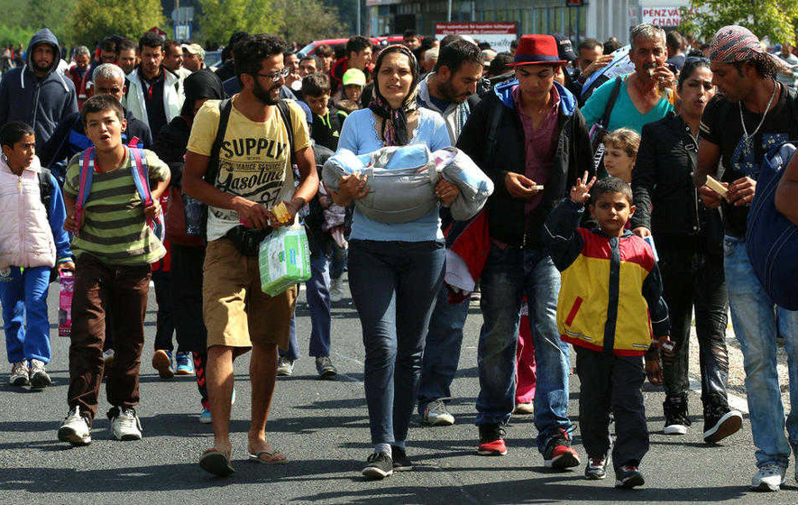 Ireland migrant target stands at 4,000