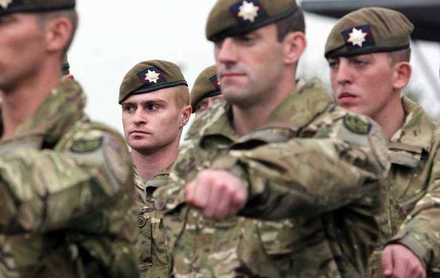 British troops seek to field GAA team