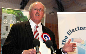 DUP's Jim Shannon probed over expense claims