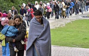 Derry parish to house three refugee families
