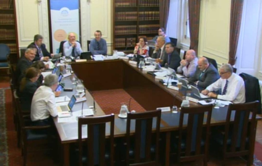 Nama probe will go on despite Stormont crisis