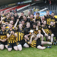 Kelly's eye gives Carrickmore Tyrone crown